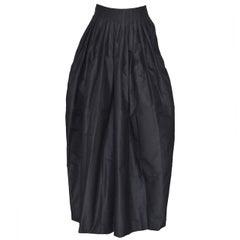 Yves Sain Laurent    Tom Ford  Collection YSL  Long Silk Skirt