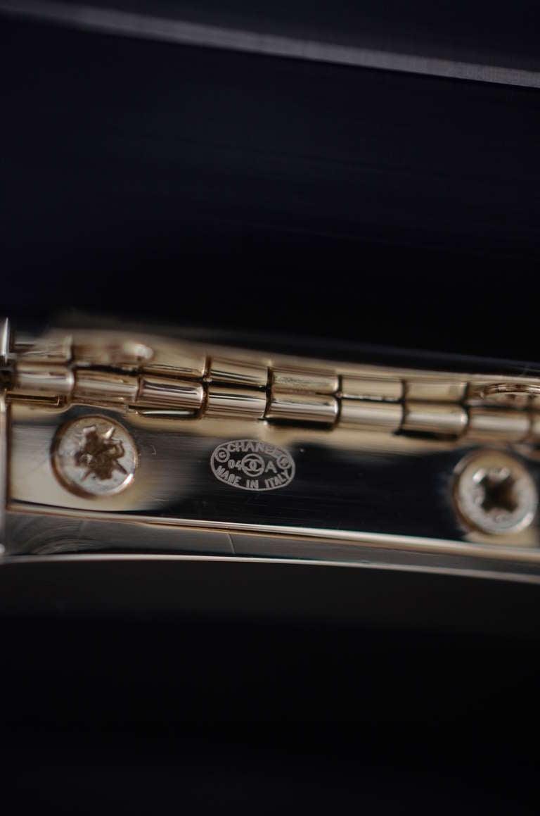 "Chanel Rare Lucite Mini Handbag 04' Collection As Seen In ""DEVIL WEARS PRADA"" 6"