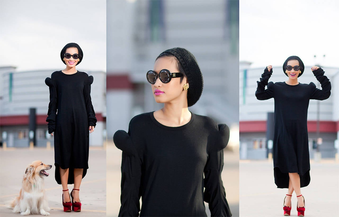 "Chanel Vintage Rare  ""CHANEL PARIS"" Sunglasses As Seen On Rihana  MINT 10"