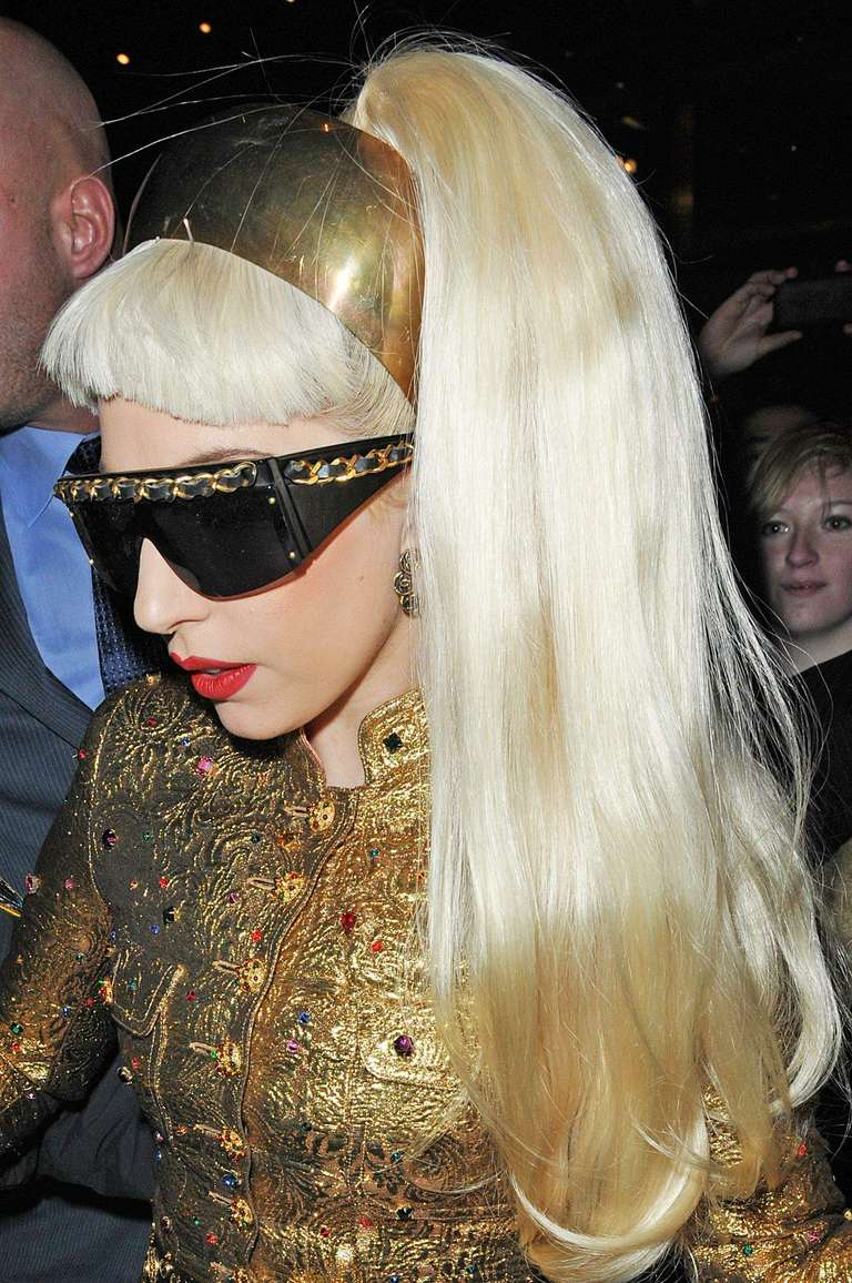 Chanel Vintage Mint Condition Sunglasses As Seen On Lady Gaga 1990's 6