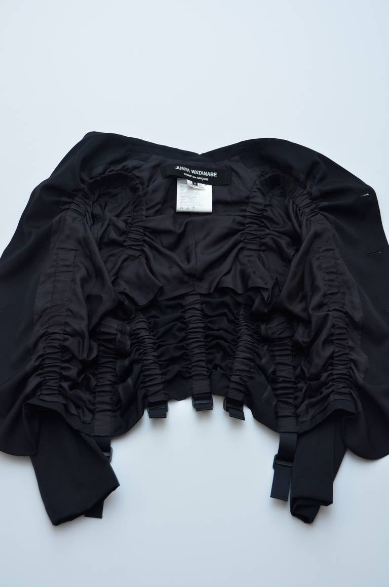 Junya Watanabe Comme Des Garcons  Parachute  Jacket New S  2002 In New Condition For Sale In Hollywood, FL