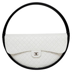 Chanel Art Piece For Display Only Hula Hoop Runway X-Large Bag Limited, 2013