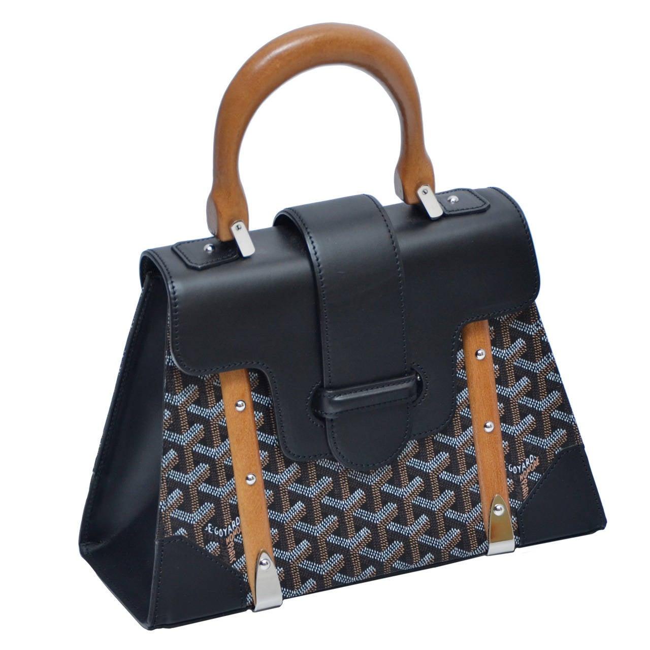 GOYARD Saigon Handbag As Seen On Kim K. And Nicky Hilton ...