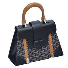 GOYARD Saigon Handbag  As Seen On Kim K. And Nicky Hilton NEW