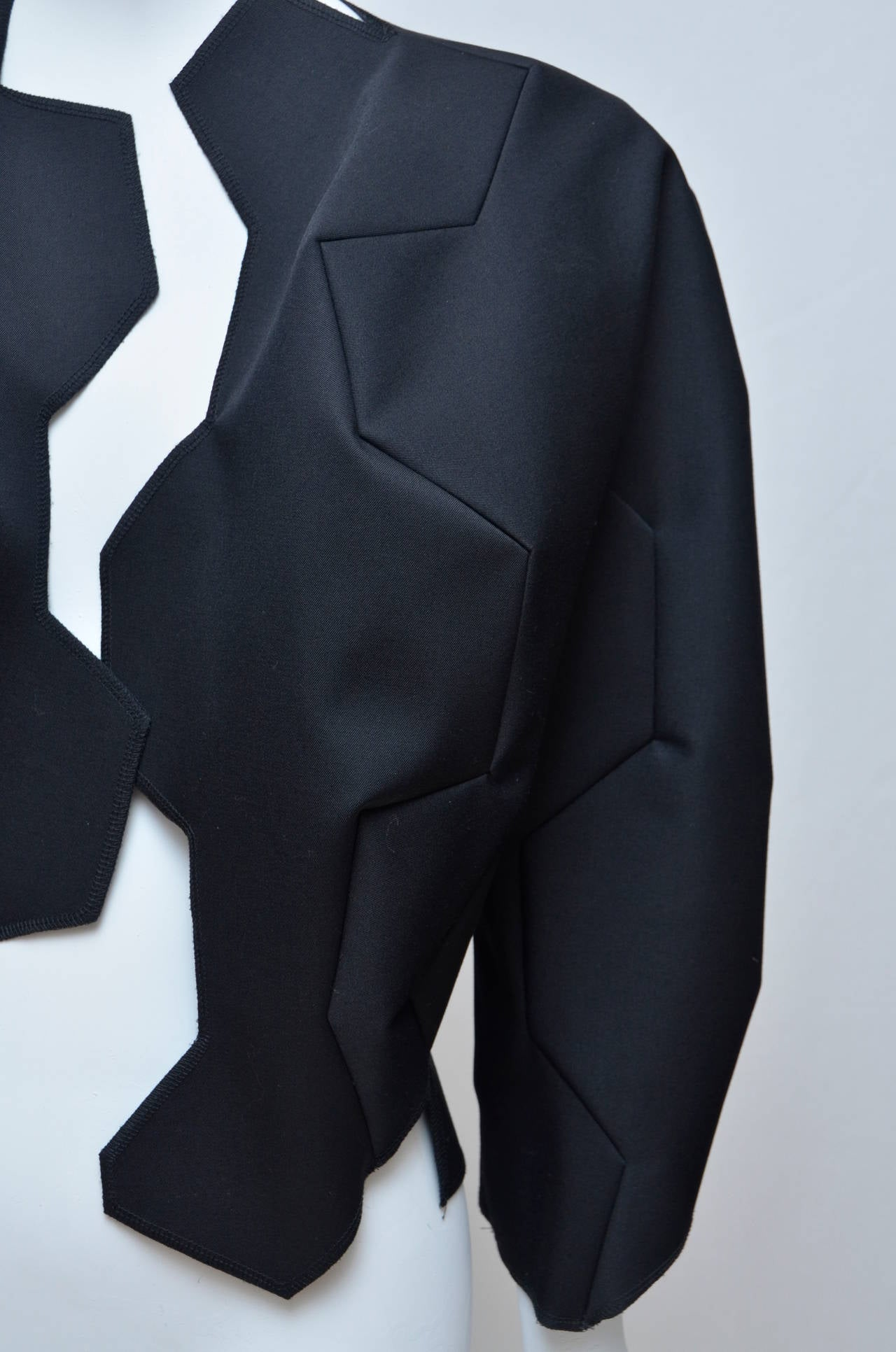 Comme Des Garcons Football Soccer Set Runway Jacket  and Skirt Ad 2008 In New Condition For Sale In Hollywood, FL
