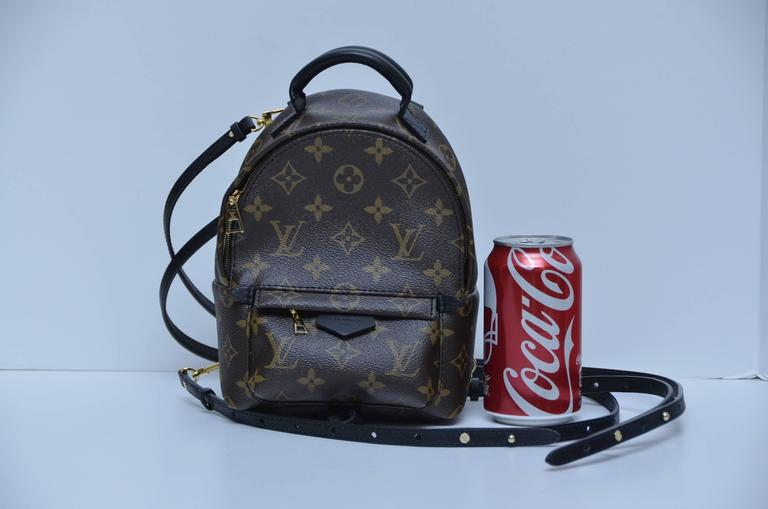 Women's or Men's LV Louis Vuitton Palm Springs Backpack Mini SOLD OUT New  For Sale
