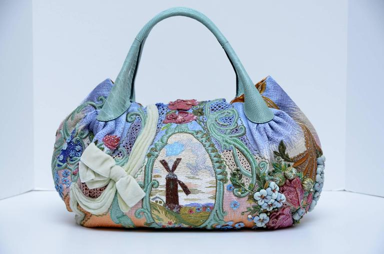 Text from the well known and respected handbag blog called PurseBlog   Extremely Rare FENDI Wisteria Spy ... 23906583ea