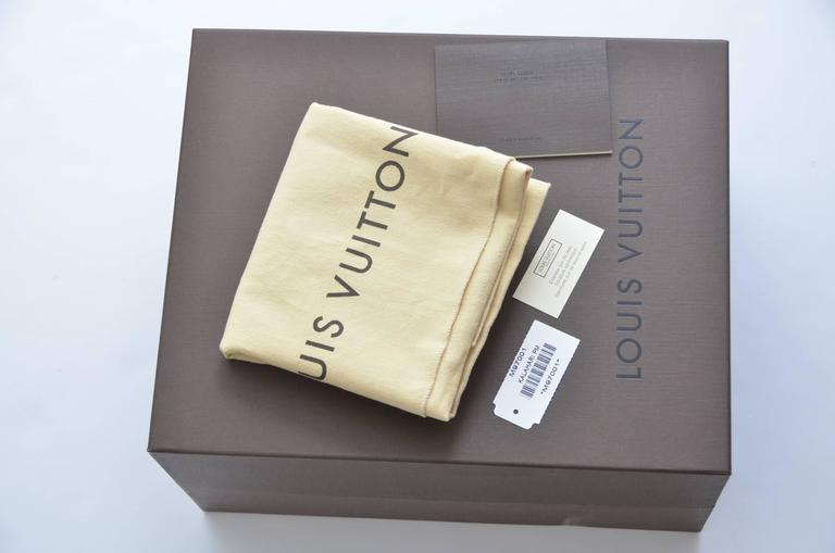 Louis Vuitton KALAHARI PM 2009 Collection Handbag Mint 8