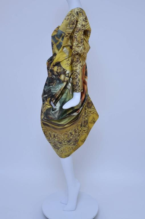 "Alexander McQueen Final Collection 2010 ""Angels and Demons"" Dress 40 In New Condition For Sale In Hollywood, FL"