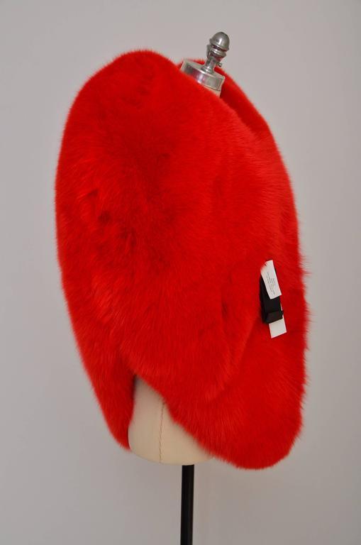 Red Famous Saint Laurent