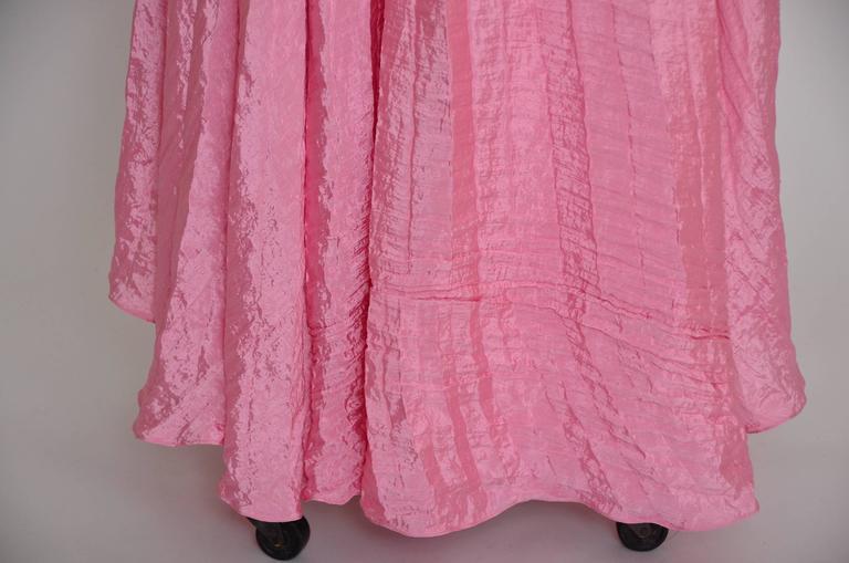 Oscar De La Renta Pink Dress Seen On Sarah Jessica Parker  4