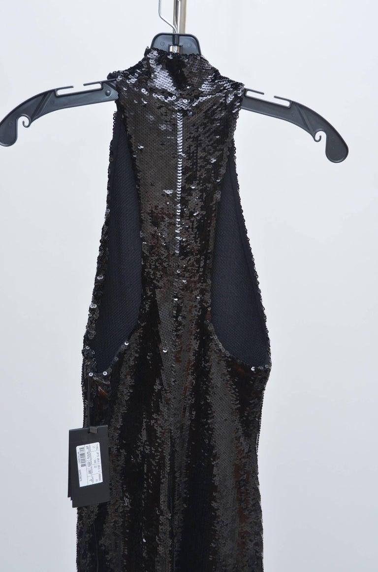 Women's SAINT LAURENT Sequence  Jersey  Jumpsuit Seen On Kylie Jenner Tylor Swift  NEW  For Sale
