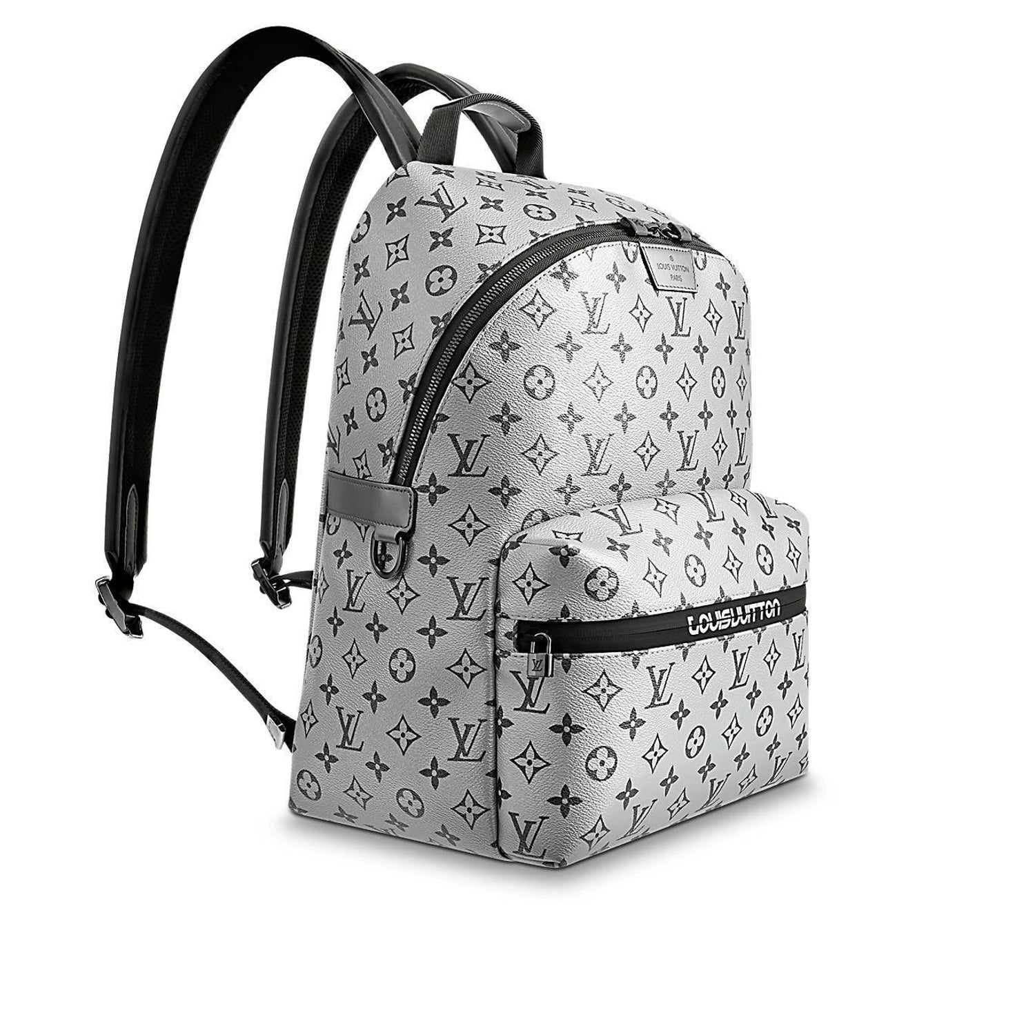 154d99970777 Louis Vuitton Monogram Silver Reflect Apollo Backpack Split NEW at 1stdibs