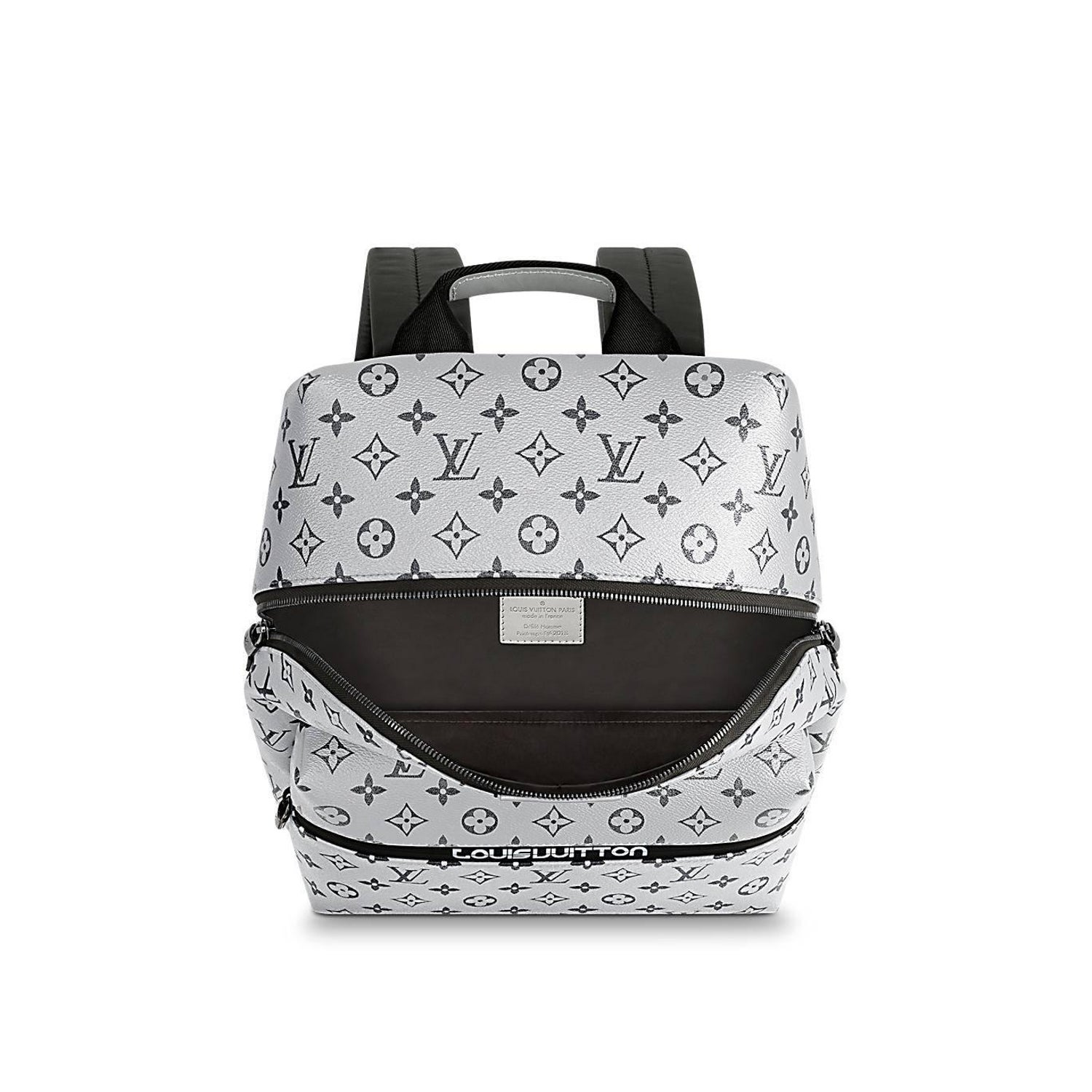 Louis Vuitton Monogram Silver Reflect Apollo Backpack Split NEW at 1stdibs e5a372f993a62