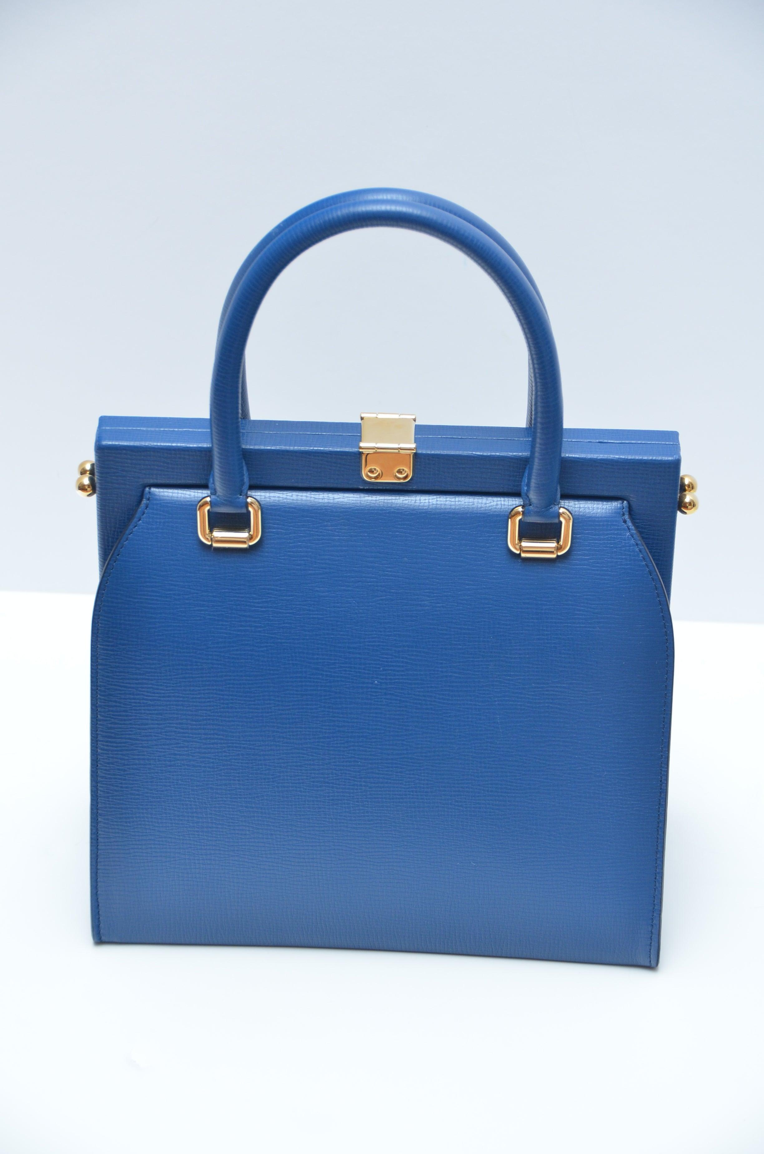d99f661fb1 Rare Dolce and Gabbana Pegasus Pomellato Runway Handbag NEW at 1stdibs