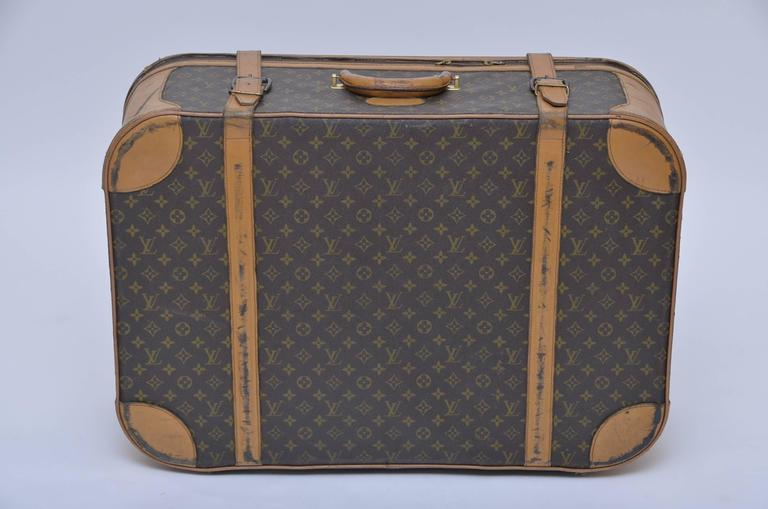 Louis Vuitton 8 Piece Traveling  Luggage 1970's - 1990's  4