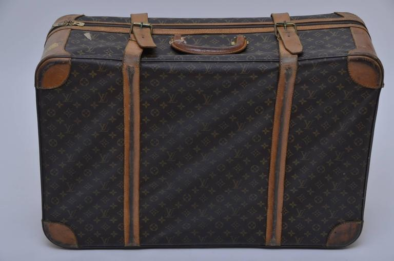 Louis Vuitton 8 Piece Traveling  Luggage 1970's - 1990's  6