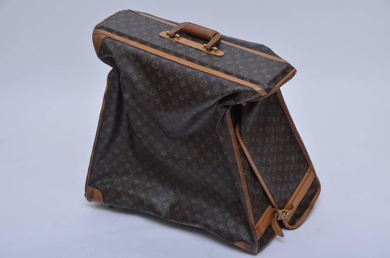 Louis Vuitton 8 Piece Traveling  Luggage 1970's - 1990's  7