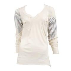 Vivienne Westwood Cotton Twist Top