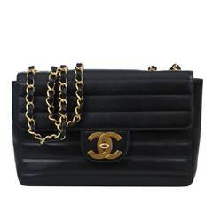 Chanel Horizontal Stripe Bag