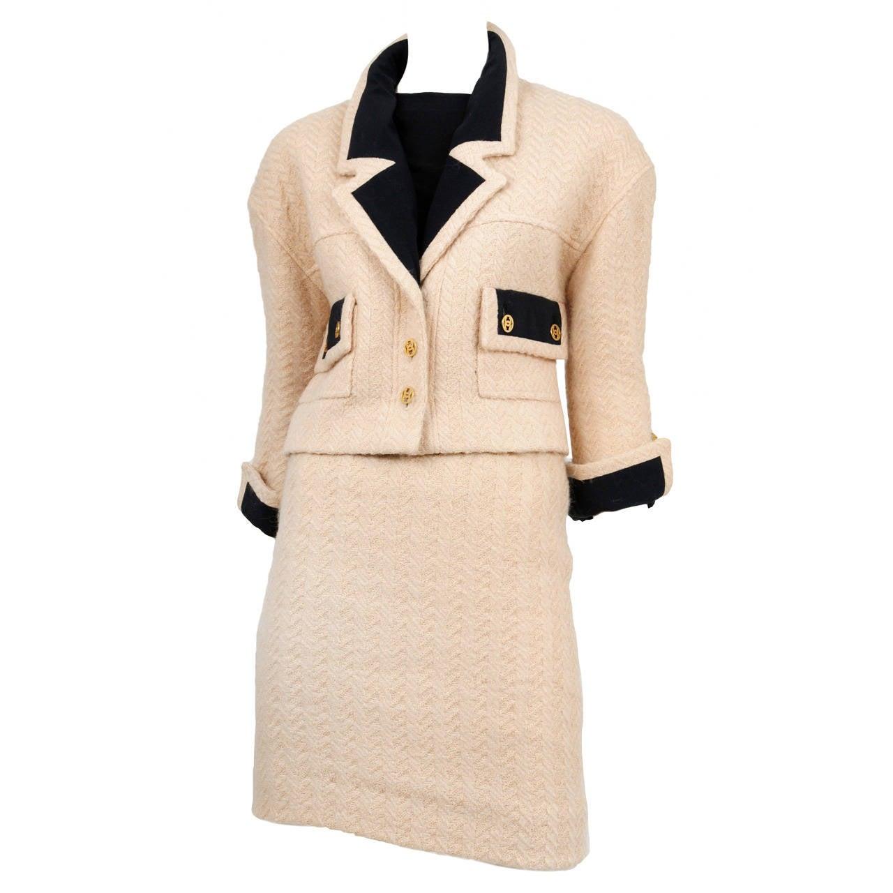Chanel Boucle 2 pc. Suit 1