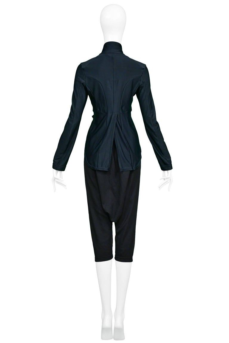 Comme des Garcons Black Glove Ensemble 2007 For Sale 2