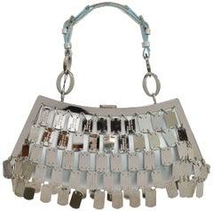 Vintage Christian Dior Dog Tag Handbag