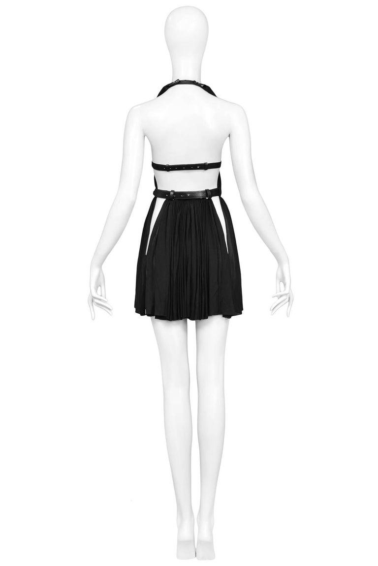 Alaia Vintage Goddess Mini Dress, 1991   For Sale 1