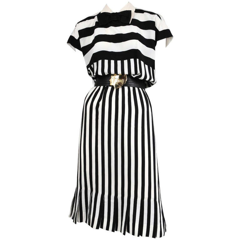 Chanel Silk Day Dress 1