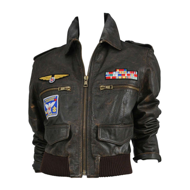 Complice Leather Jacket 1