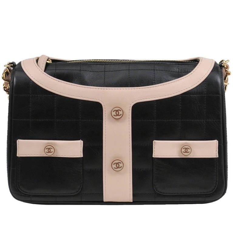 Chanel Jacket Bag For Sale