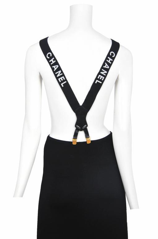 Chanel Suspenders  2