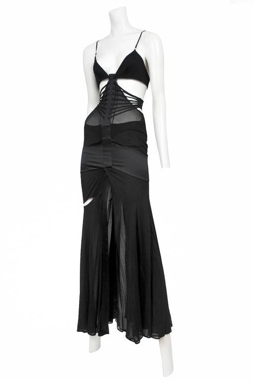 Gucci Iconic Bondage Dress 4