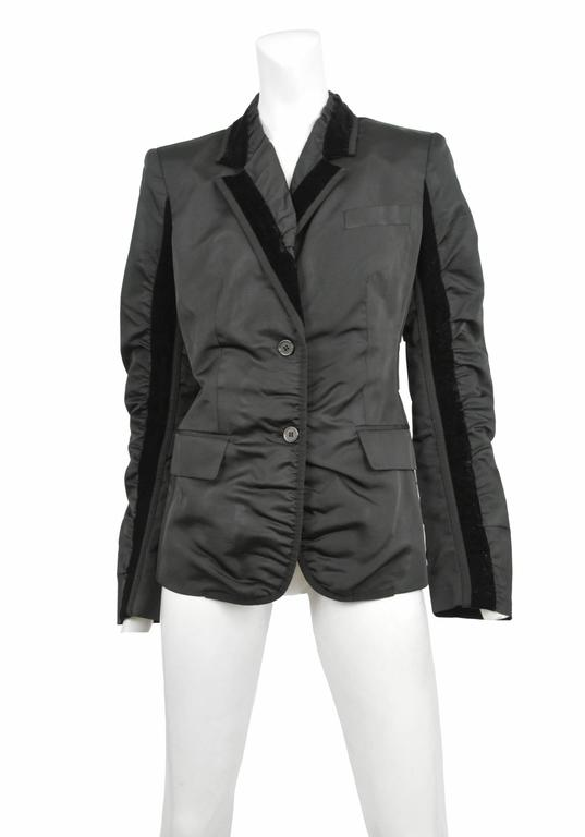 Tom Ford for Yves Saint Laurent Tuxedo Jacket 2002 2