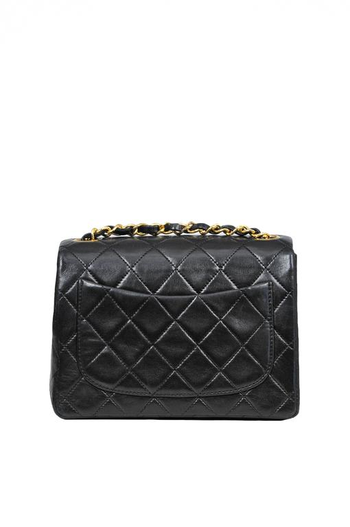 Chanel Classic Black Mini Bag 2