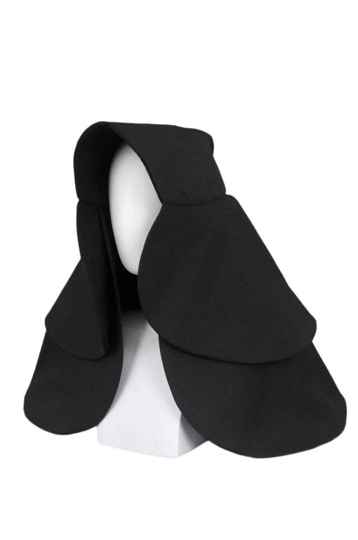 Pilati Black Nun Hat 2010 3