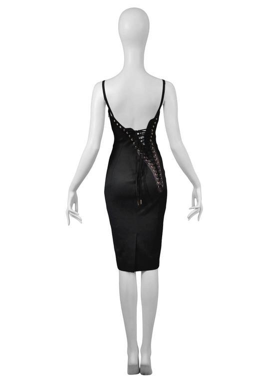 Dolce & Gabbana Corset Back Dress 2