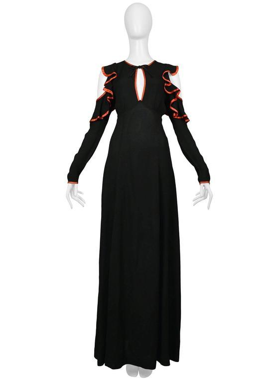 Ossie Clark Ribbon Dress 2
