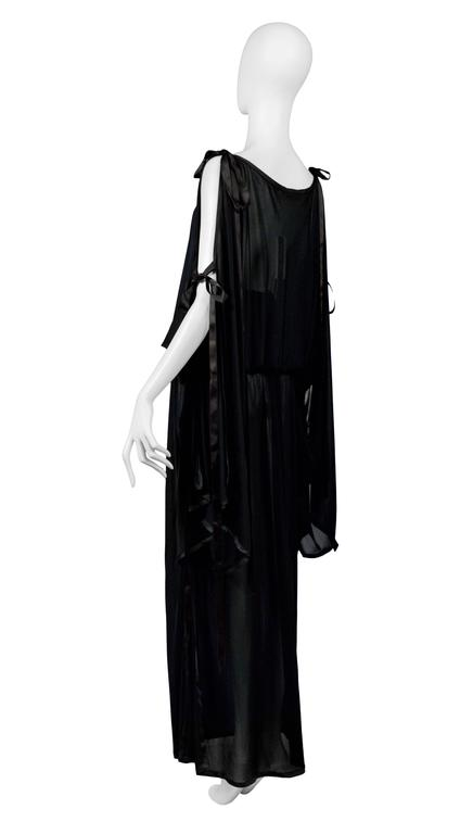 Yves Saint Laurent Sheer Tunic Ensemble 4