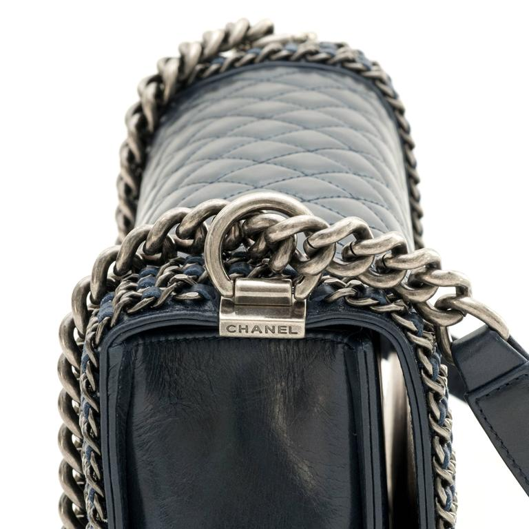 Chanel New Medium Chained Boy 7