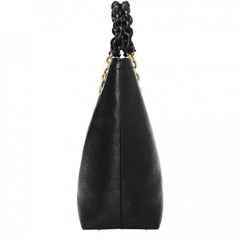 Tom Ford Black Leather Handbag 2