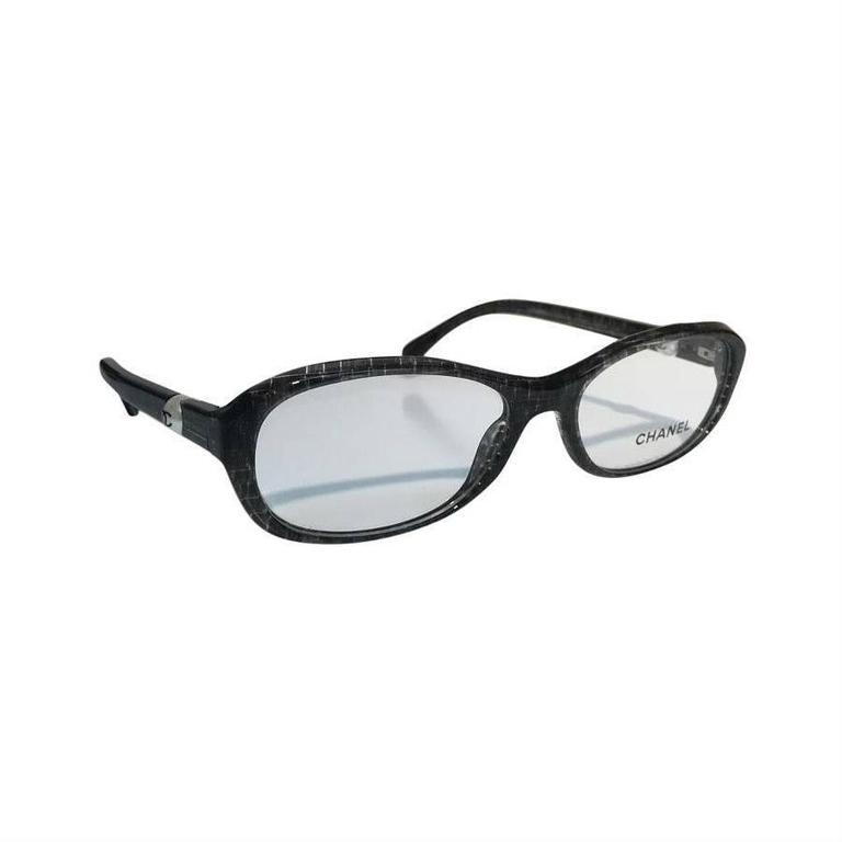 0f46a101a50 Chanel Eyeglass Frames With Pearls