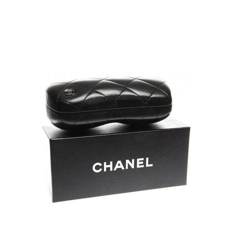 Chanel Sunglasses Dark Tortoise and Brown 4