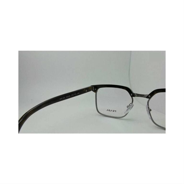 Prada Eyeglasses Gray Havana 5