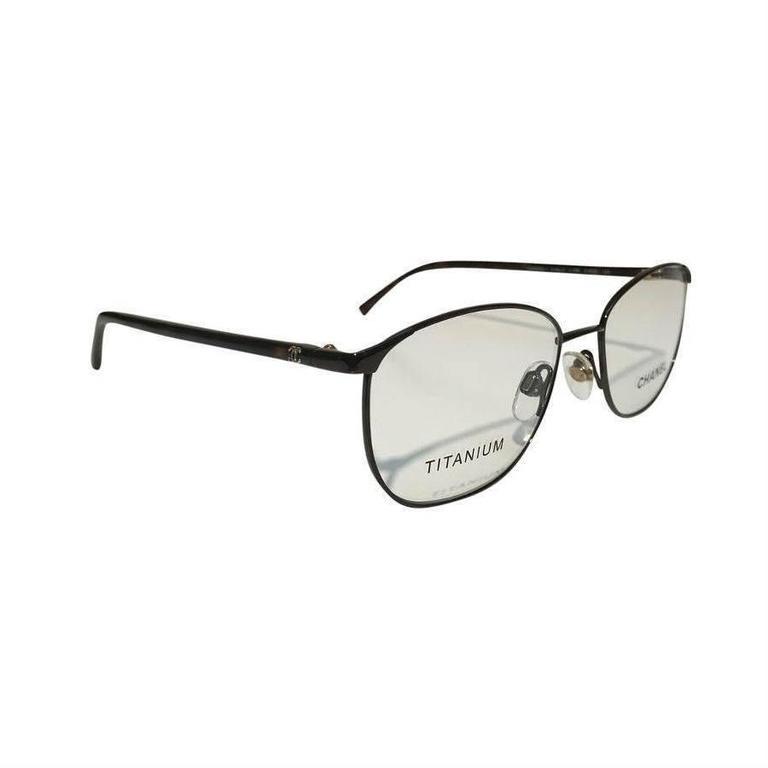 Chanel Eyeglasses, Dark Havana (CH2165T) 1