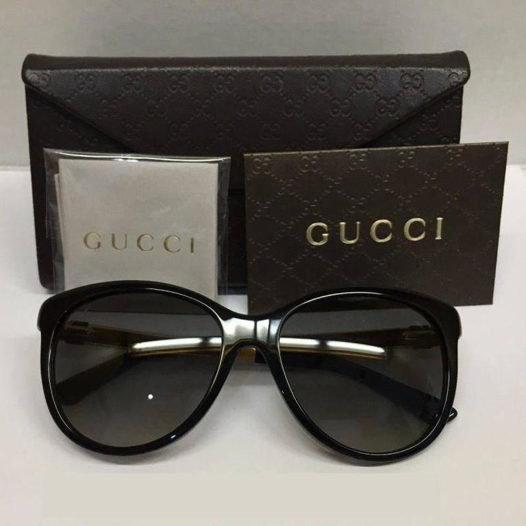 e46a3d6a07295 Gucci Sunglasses Gold