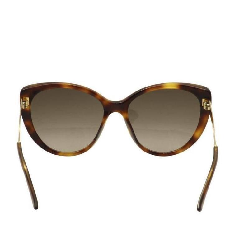 Gucci Sunglasses Havana Gold 4
