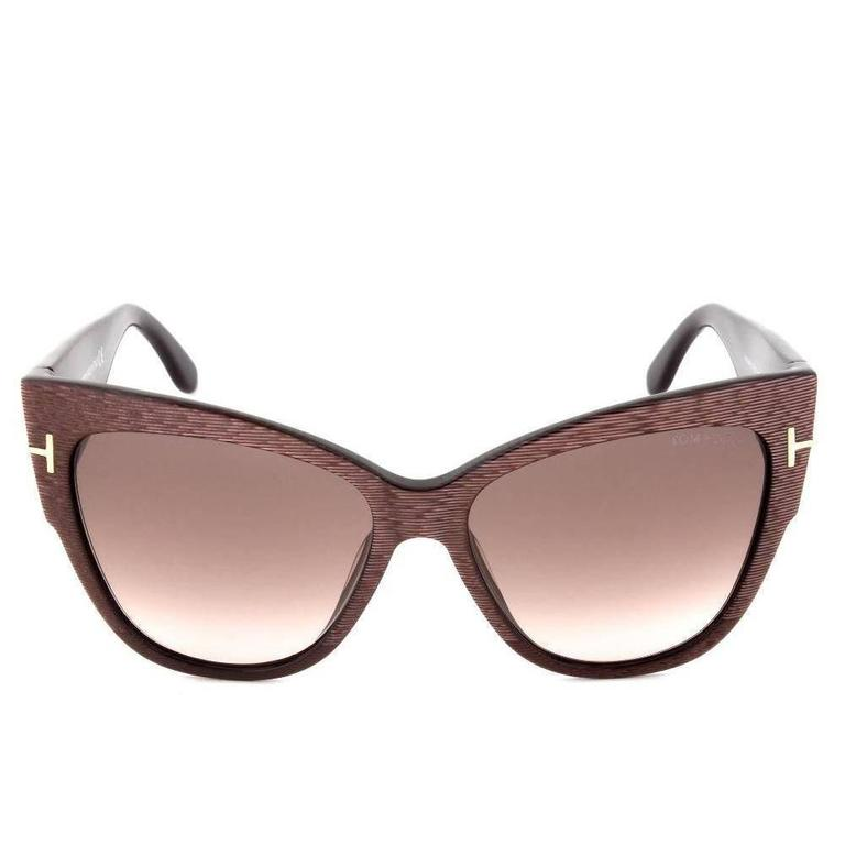 tom ford anoushka cat eye sunglasses brown tf371 at 1stdibs. Black Bedroom Furniture Sets. Home Design Ideas