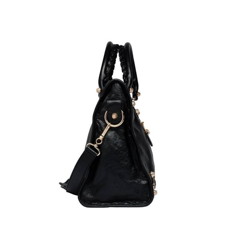 Balenciaga Giant 12 City Oro Black Bag 2