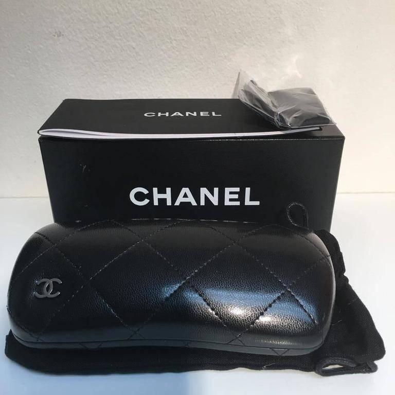 Chanel Eyeglasses, Dark Havana (CH2165T) 5